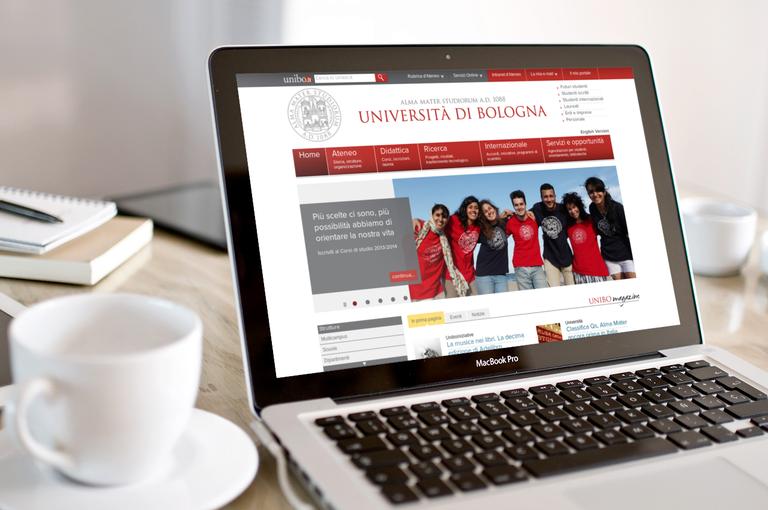 Plone CMS: Das Internetportal der Universität Bologna