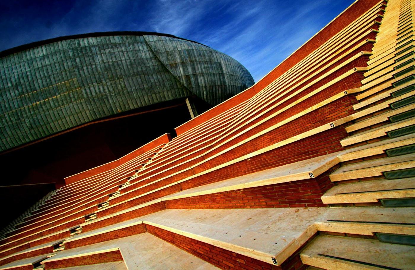 Rom - Auditorium