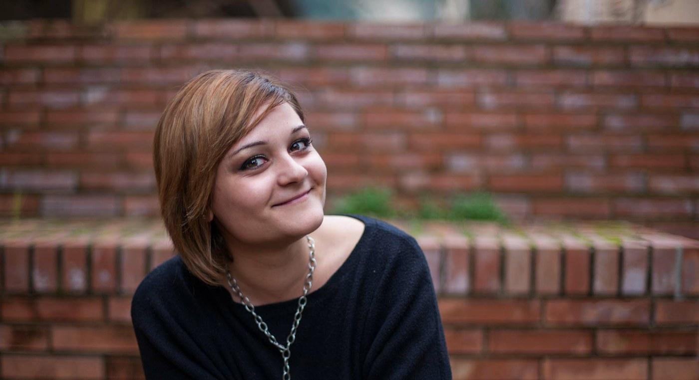 Stefania Scolamiero - Ich fühle mich als Teil eines Teams, auch wenn wir online sind.